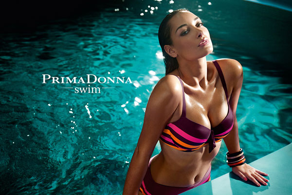 Collection maillots de bain PrimaDonna SS14