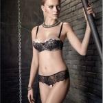 Lingerie ESCORA collection automne / hiver 2014