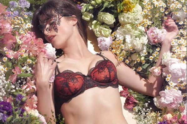 Lingerie DIAMOR collection printemps / été 2015