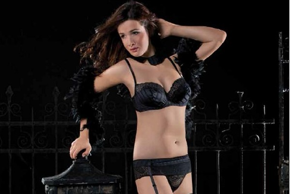 Lingerie DIAMOR collection automne / hiver 2014