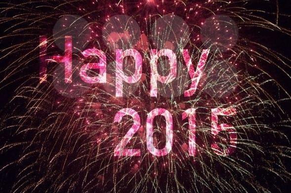 Le Blog Lingerie vous souhaite une très belle année 2015!