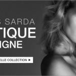 Flash actu : le nouveau website d'Andres Sarda
