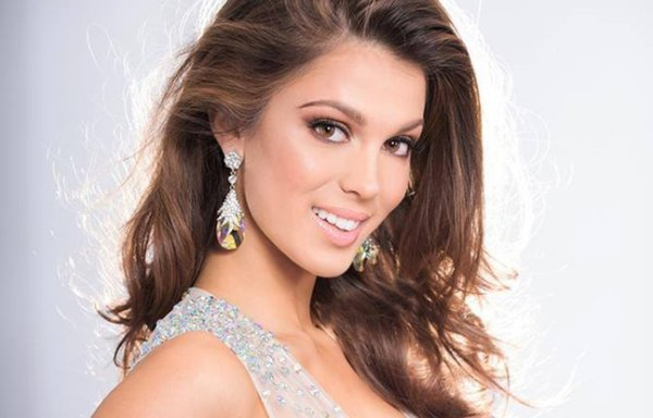 Iris Mittenaere, Miss France 2016