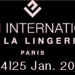 Le Salon International de la Lingerie de Paris 2016