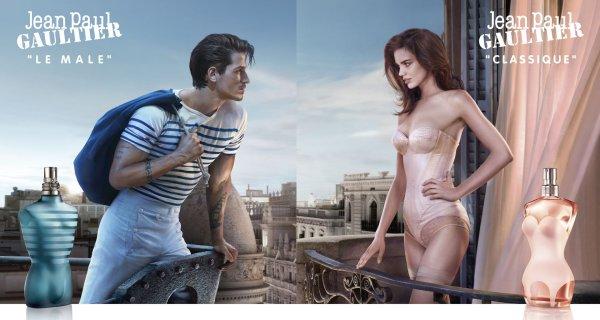 Jean-Paul Gaultier : Le Mâle et Le Classique