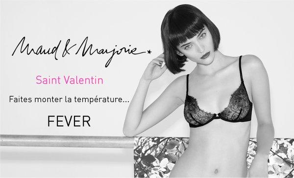 La Saint-Valentin avec Maud & Marjorie